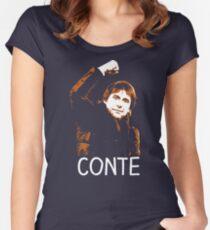 Antonio Conte 2 Women's Fitted Scoop T-Shirt