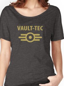 Vault Tec Women's Relaxed Fit T-Shirt