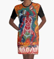 Vajrayogini Graphic T-Shirt Dress