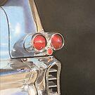 One bad ass 57 Caddy by Gary Fernandez