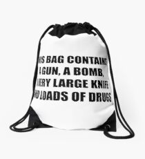 Loads Drawstring Bag