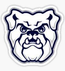 Butler Bulldogs University Sticker