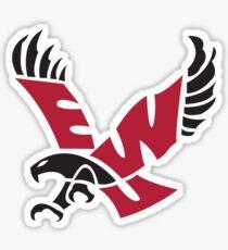 Eastern Washington University Eagles Sticker