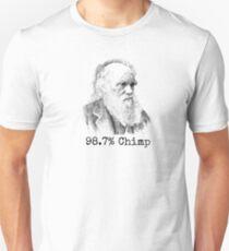98.7% Chimp Unisex T-Shirt