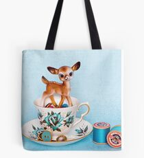 Crafty bambi Tote Bag
