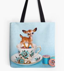 Crafty bambi Tote Bag