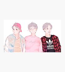 different suga concepts Photographic Print