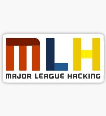 Major League Hacking Sticker