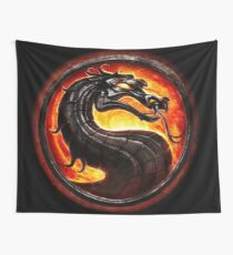 Mortal Kombat Wall Tapestry
