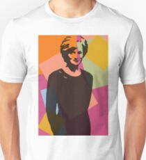 Princess Diana - Queen of Hearts Unisex T-Shirt