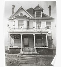 TERRY SMITH HOUSE, MAYFIELD, KENTUCKY Poster
