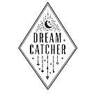 Dream Catcher Logo (White Ver.) by revsoulx3