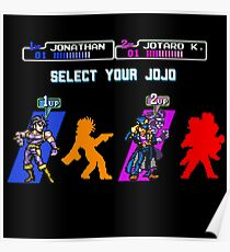 SELECT YOUR JOJO Poster