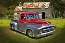 1953 Classic Pickup by Keith Hawley