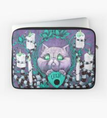 A Seance With Madame Meow-Meow, Gifted Medium Laptop Sleeve