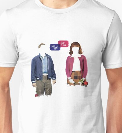 "Dogfight: The Musical — ""First Date, Last Night"" Unisex T-Shirt"