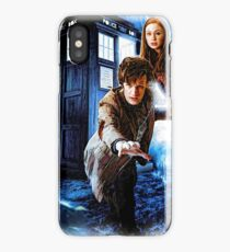 Action figures of Doctor Hoodie / T-Shirt iPhone Case