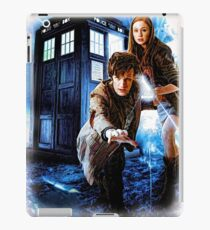Action figures of Doctor Hoodie / T-Shirt iPad Case/Skin