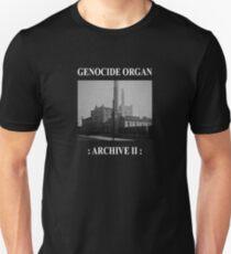 ARCHIVE II - Genocide Organ Unisex T-Shirt