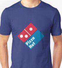 Camiseta unisex Domino's Pizza Hut
