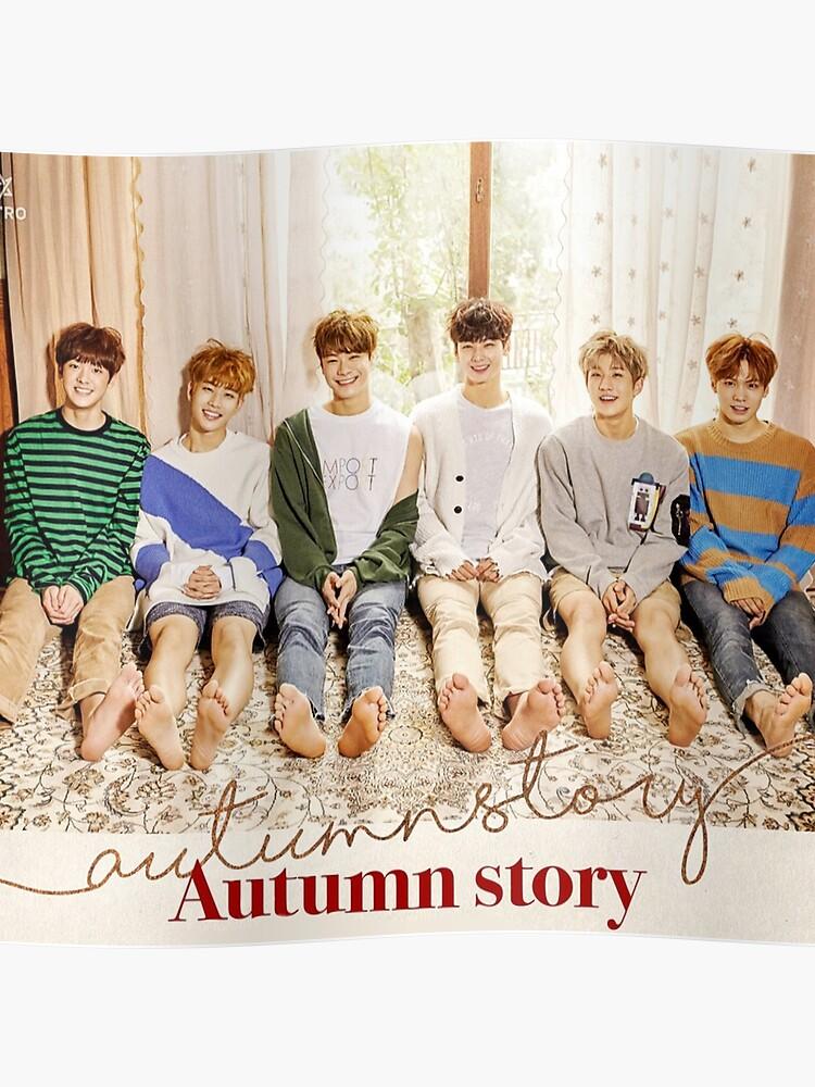 ASTRO autumn story | Poster