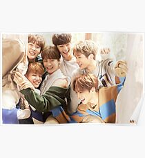 autumn story - astro Poster