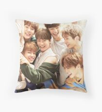 autumn story - astro Throw Pillow