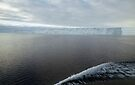 Iceberg in the Ross Sea Antarctica by Carole-Anne