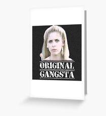Buffy OG Greeting Card