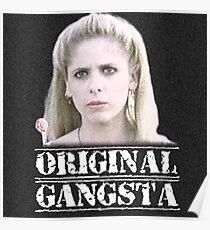 Buffy OG Poster