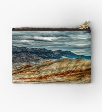 Painted Lanscape Studio Pouch