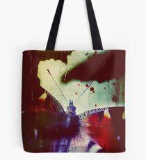 Fear of Butterflies Tote Bag