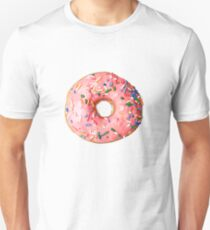 Sprinkled Donut Unisex T-Shirt