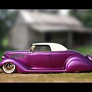 Purple Perfection by Keith Hawley