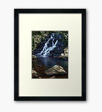Natural Utopia Framed Print