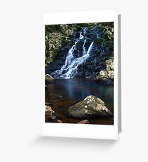 Natural Utopia Greeting Card