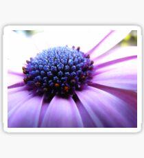 Blue Bouquet Sticker