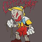 Geppetto Wept by barry neeson