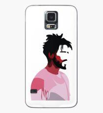 J. Cole Profilansicht Hülle & Klebefolie für Samsung Galaxy