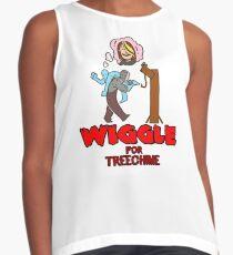#WiggleForChimey Contrast Tank