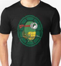 Minion Turtle Raphael T-Shirt