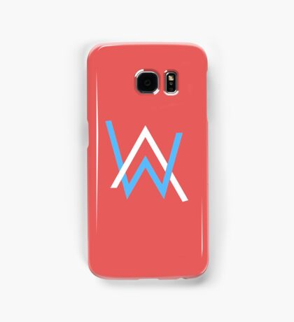 Alan walker drawing samsung galaxy cases skins for s7 s6 s5 s4 or s3 redbubble - Alan walker logo galaxy ...