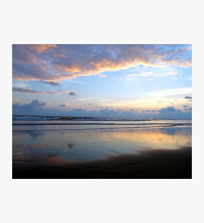 Sunset at Corcovado National Park Photographic Print