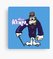 Willy Wampa Canvas Print