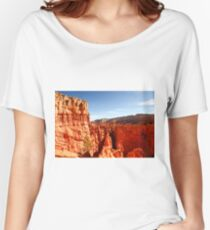 Bryce Canyon, National Park, Utah, USA Women's Relaxed Fit T-Shirt