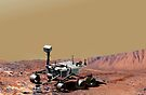 Mars Wissenschaftslabor von StocktrekImages