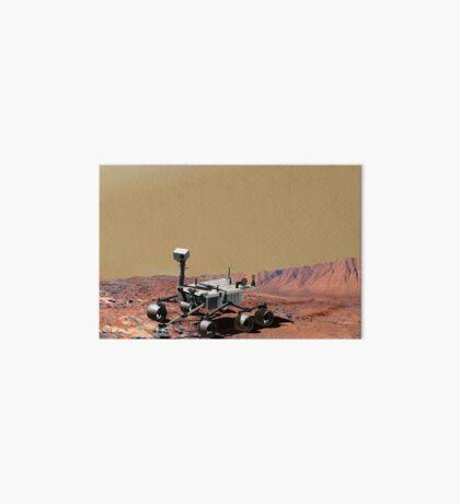 Mars Wissenschaftslabor Galeriedruck