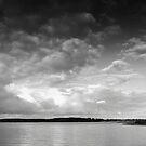 Sky over Lake Veere by VanOostrum