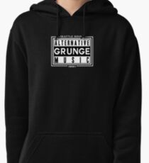 Alternetive Music Pullover Hoodie
