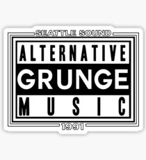 Alternetive Music Sticker